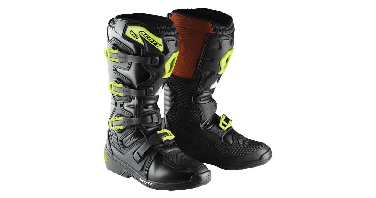 14ef0faf1a2 Motokrosové boty SCOTT 350 Boot - inSPORTline