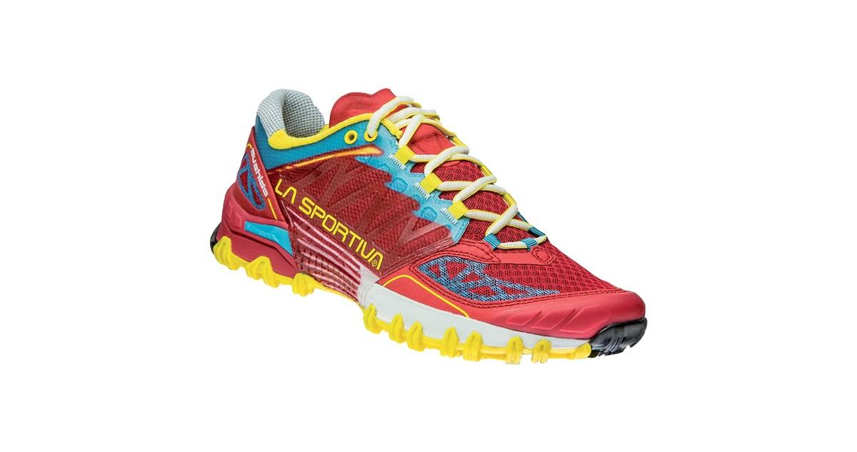 1094e2d0b03 Dámské běžecké boty La Sportiva Bushido Women - Berry - inSPORTline