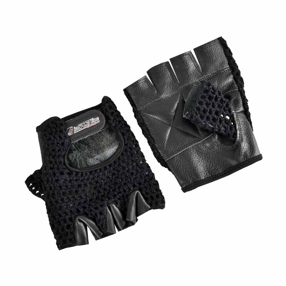 Fitness rukavice inSPORTline Puller. Fitness rukavice do posilovny ... 415ea2d926