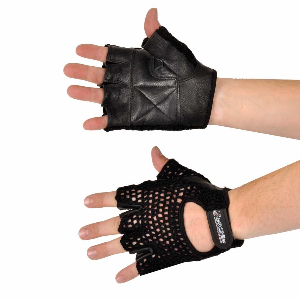 d2585b9b800 Fitness rukavice inSPORTline Puller. Fitness rukavice do posilovny ...
