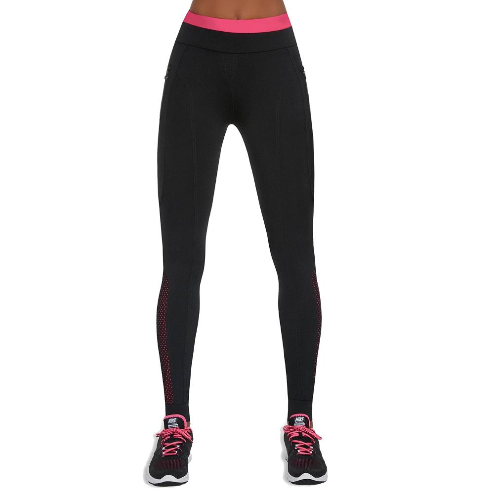 Dámské sportovní legíny BAS BLACK Inspire - černo-růžová. Moderní ... 0c4b519cfc