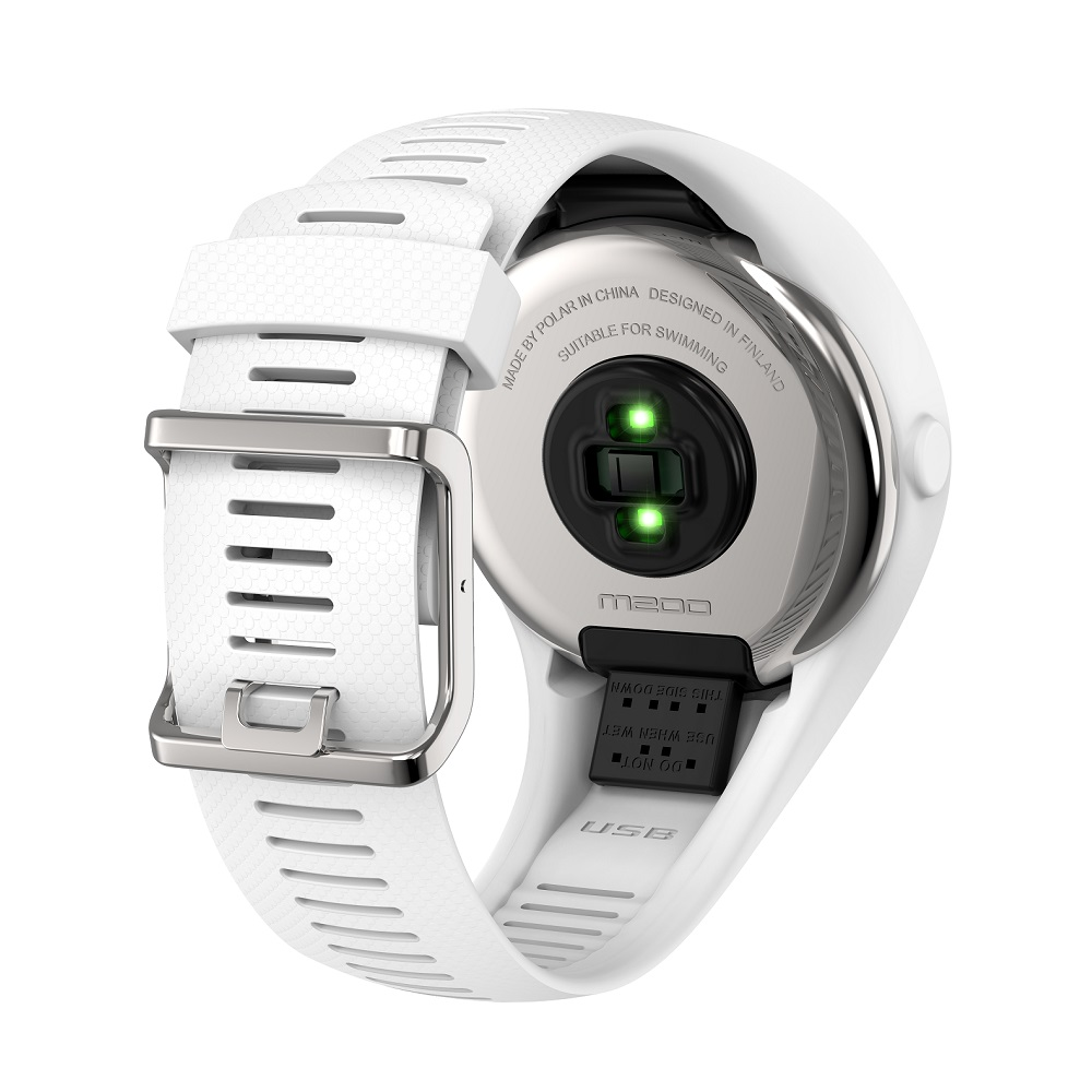 2b46d2024 Sporttester POLAR M200. Výkonné GPS hodinky vhodné na sport ...