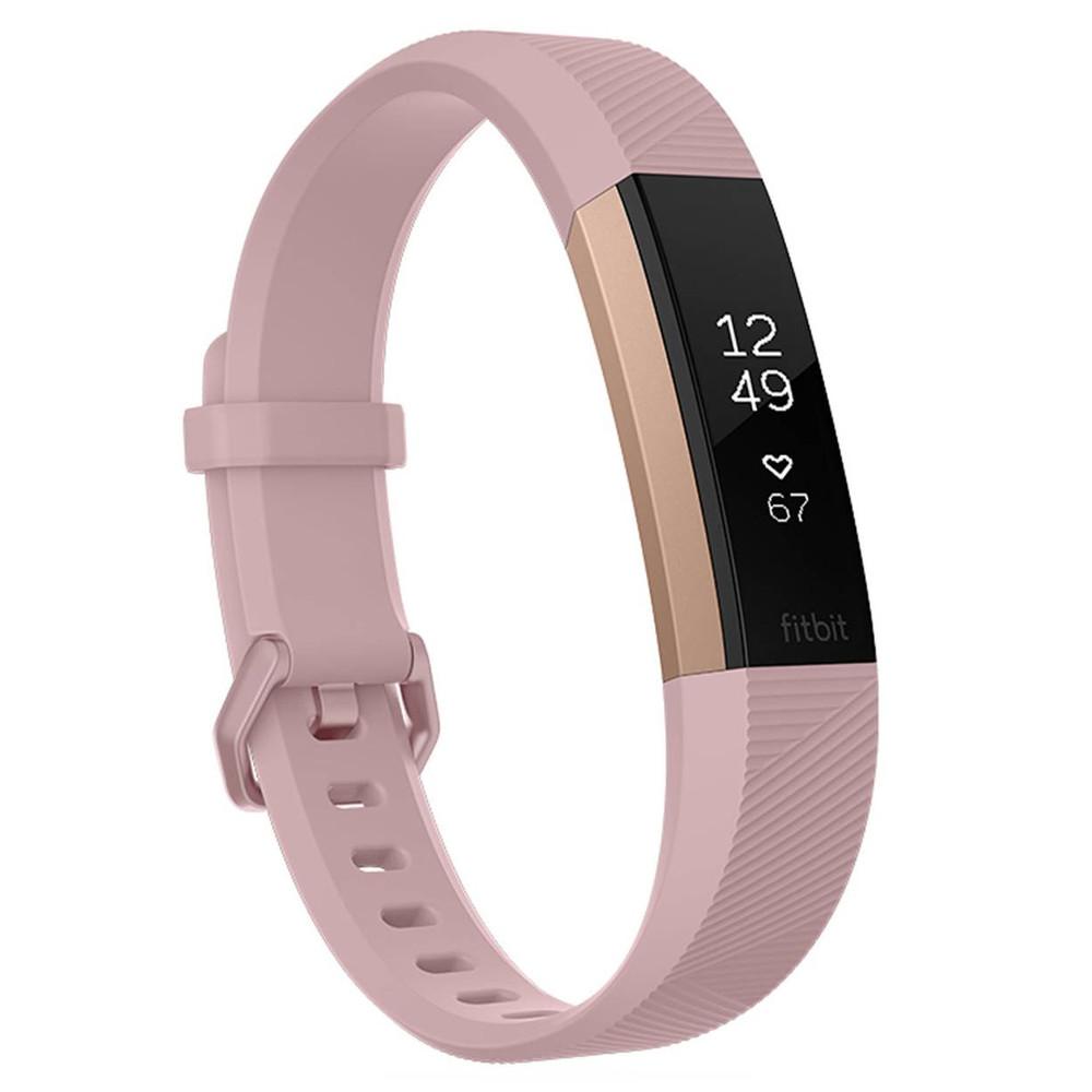 a048d7a2144 Fitness náramek Fitbit Alta HR Pink Rose Gold - inSPORTline