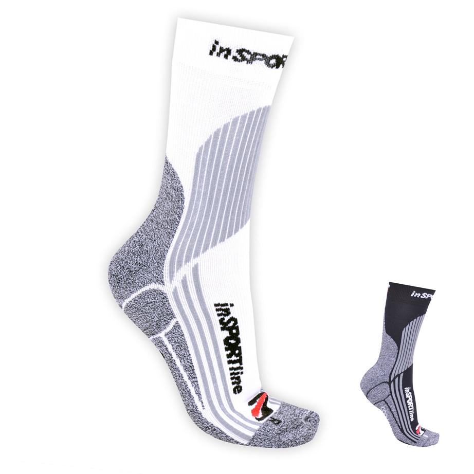 Multifunkční ponožky inSPORTline - COOLMAX   ionty stříbra - inSPORTline 7b8f101ab6