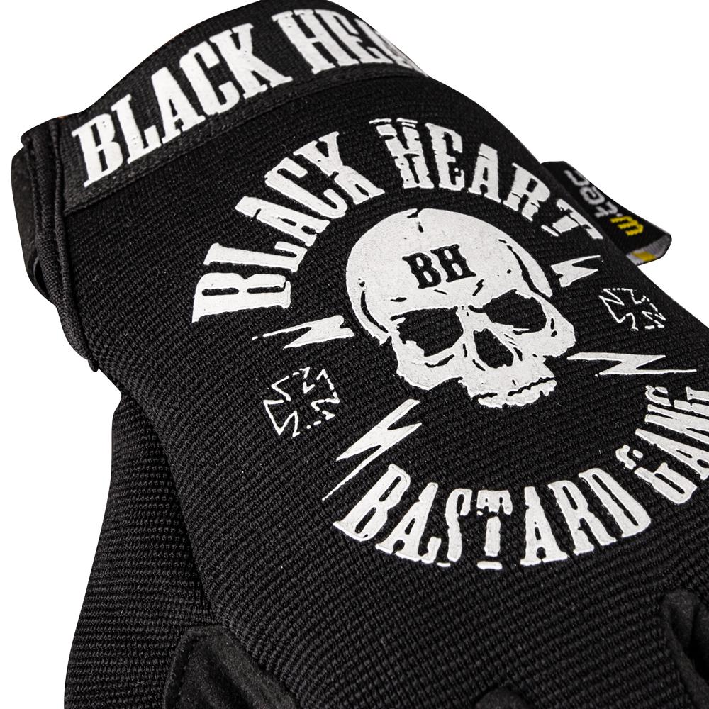7c74a346f Moto rukavice W-TEC Black Heart Radegester - černá. Originální ...