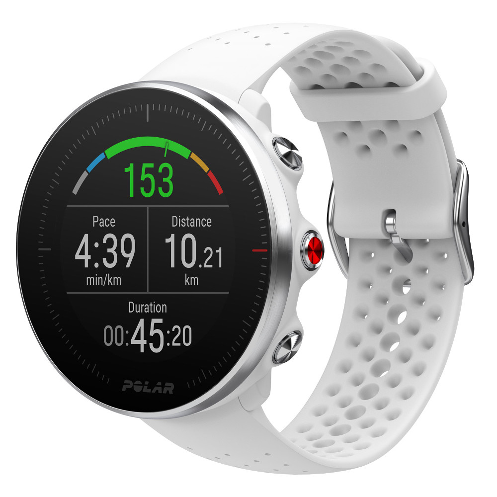 3181376e1 Sportovní hodinky POLAR Vantage M bílá - inSPORTline