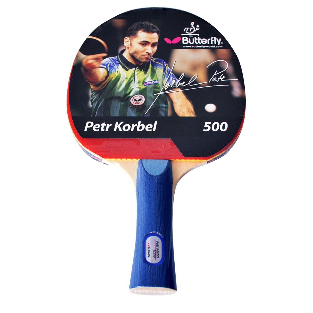 Pingpongová pálka Butterfly Petr Korbel 500