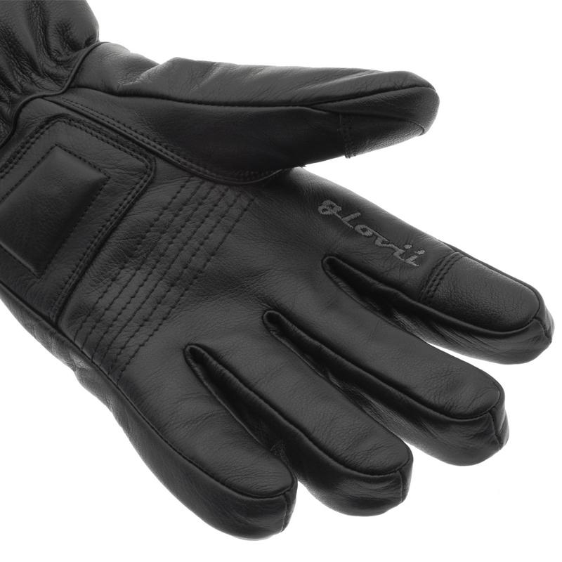 Vyhřívané lyžařské a moto rukavice Glovii GS1 - černá - inSPORTline 56830f86b7