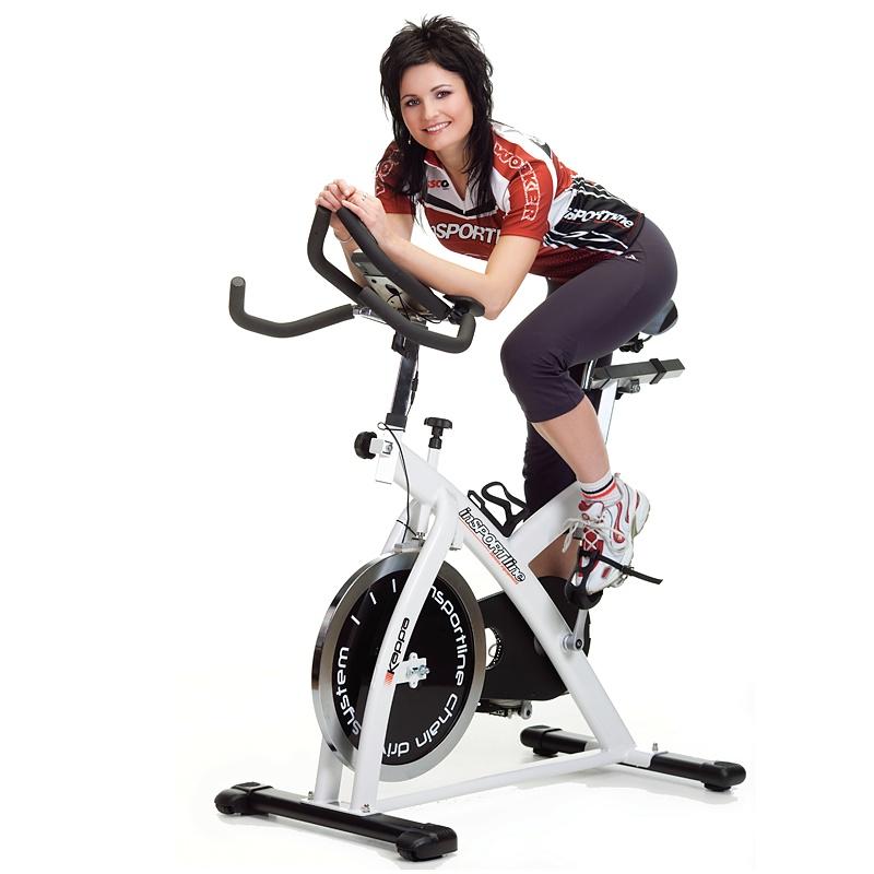 Cyklotrenažér inSPORTline Kapara