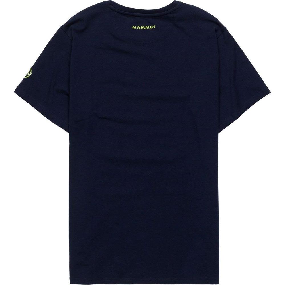 Pánské sportovní tričko MAMMUT Logo - krátký rukáv. + dárek  1 měsíc  členství v ... 02f6254d65