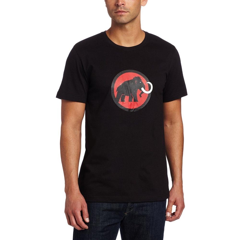 Pánské sportovní tričko MAMMUT - krátký rukáv. + dárek  1 měsíc členství v  ... 5ec0c66dc0