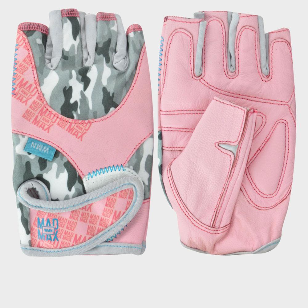 Dámské fitness rukavice Mad Max No Matter - inSPORTline 48620b0250