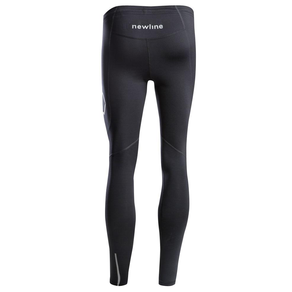 Unisex kompresní termo kalhoty Newline Iconic Thermal Tight - černá ... 1eb0e00979