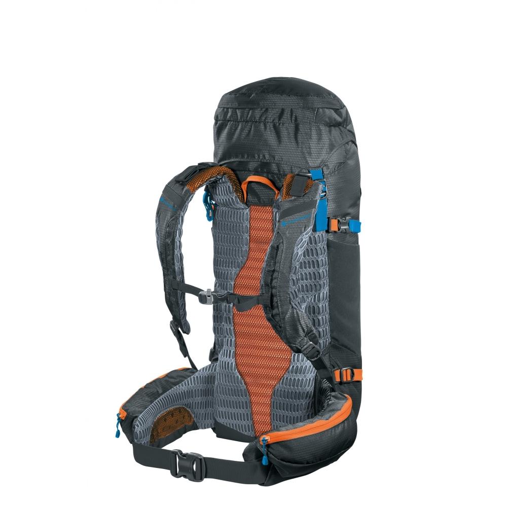 Horolezecký batoh FERRINO Triolet 32+5 2018 - černá. Středový zip ... 7a26e190af