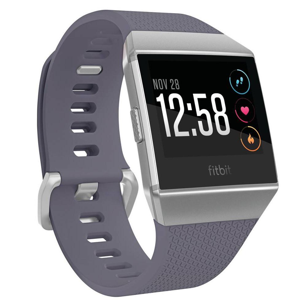 ba3882763 Chytré hodinky Fitbit Ionic - Blue-Gray/White