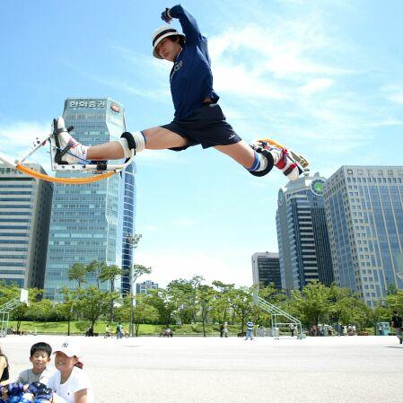 Skákací boty WORKER Jump - inSPORTline 7e6e9aa100