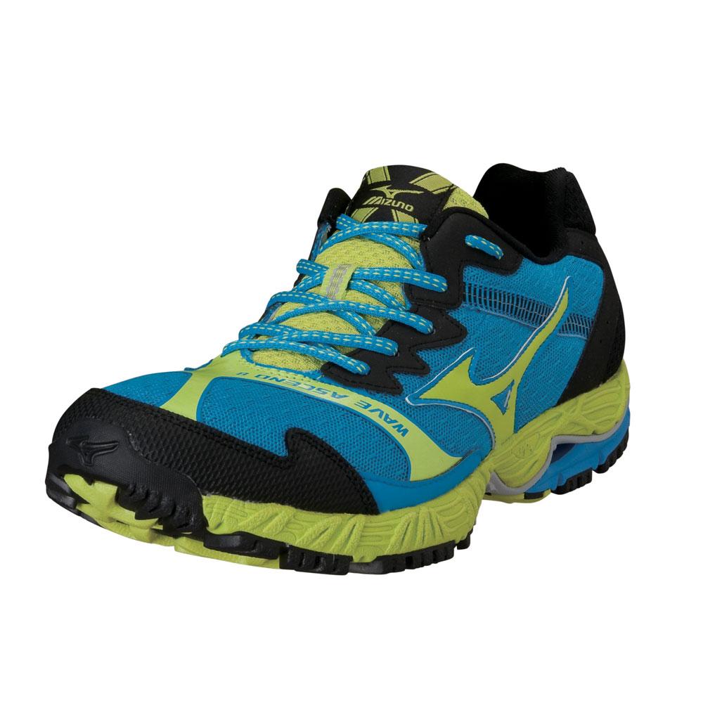 Pánské trailové boty Mizuno Wave Ascend 8 - inSPORTline fb8326266a