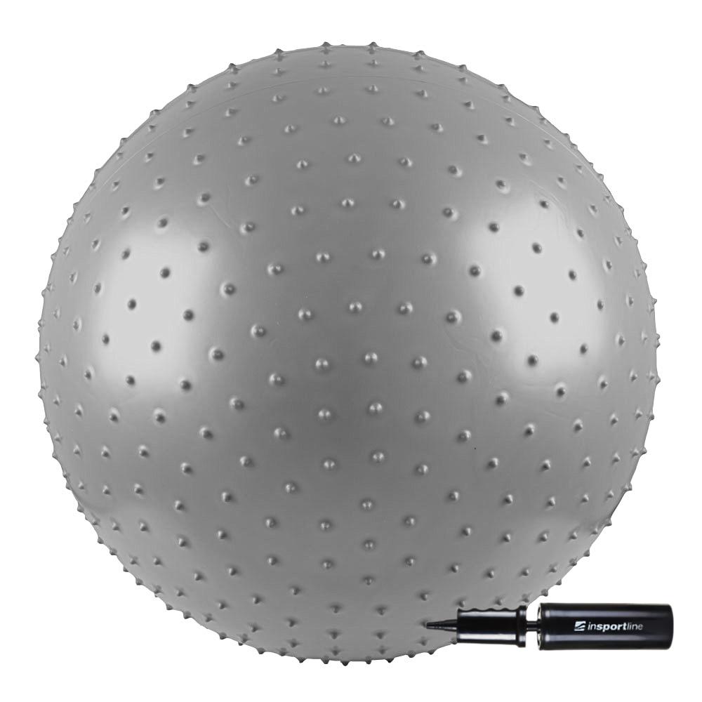 Gymnastická a masážna lopta 65 cm