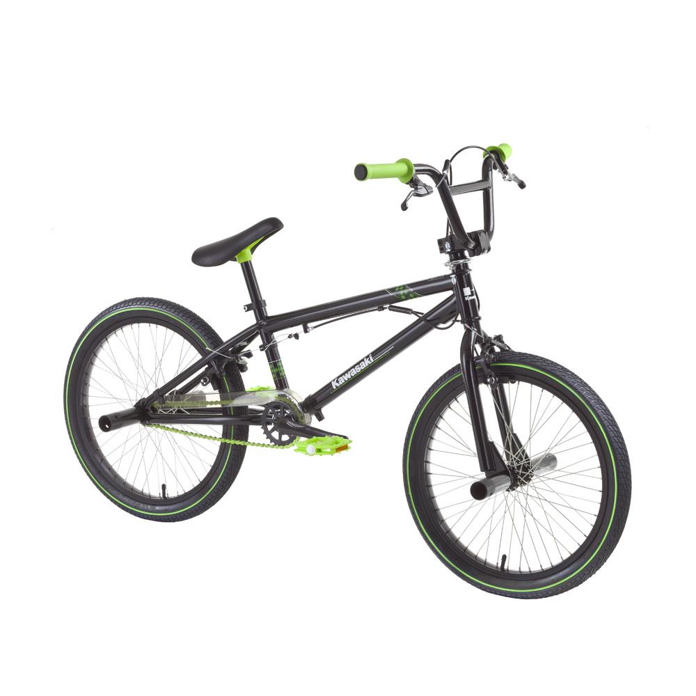 "BMX bicykel KAWASAKI Kulture 20""-  model 2014"