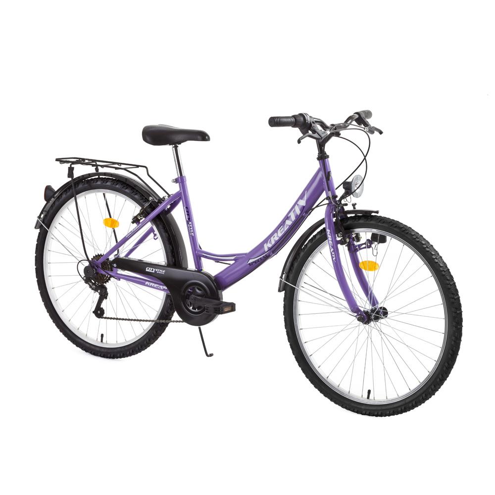 Dámsky trekingový bicykel DHS Kreativ 2614 - model 2015
