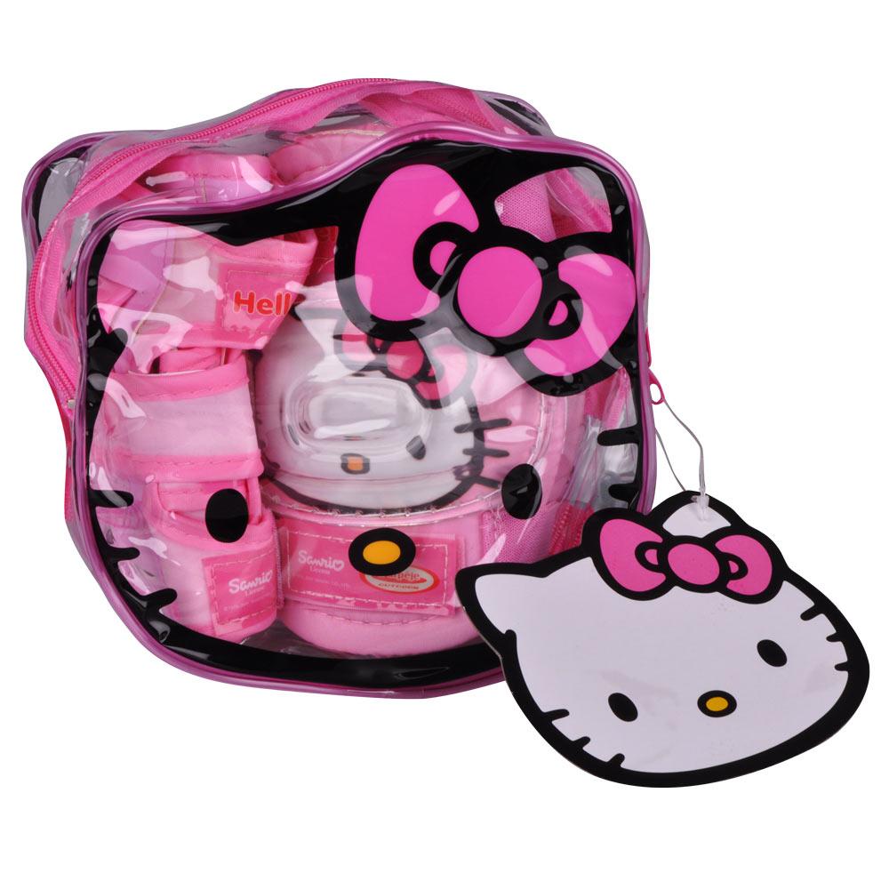 d08848a4878 Chrániče Hello Kitty Set 6 dílný OHKY59. Chrániče kolen ...