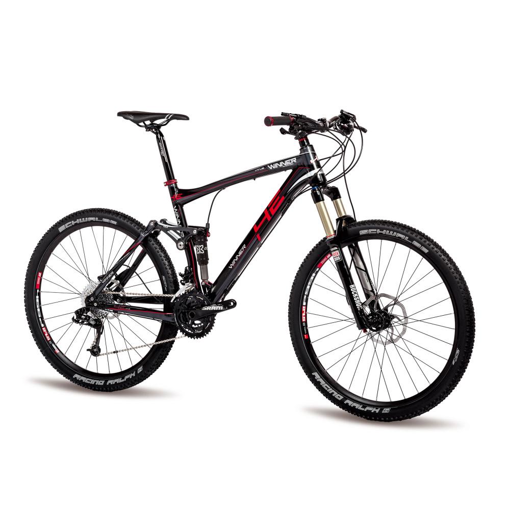 Celoodpružené kolo 4EVER Winner 651 - model 2015