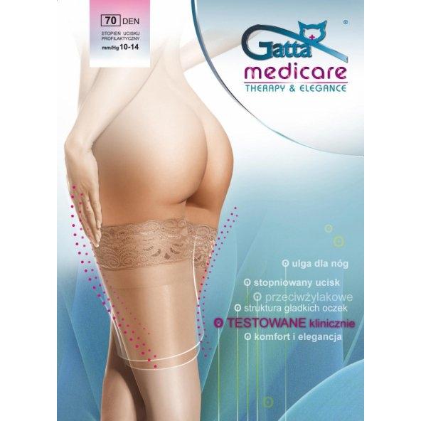 Samodržící kompresní punčochy Gatta Medicare