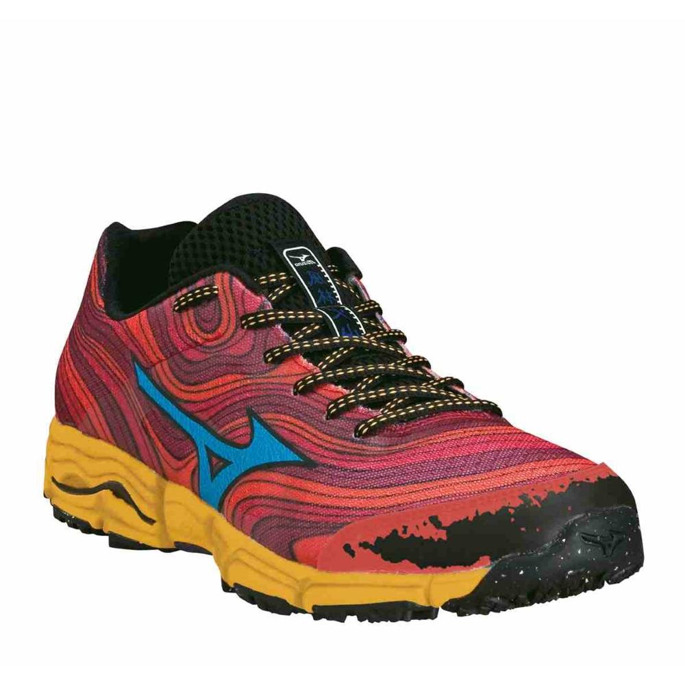 3e35f601933 Pánské trailové boty Mizuno Wave Kazan
