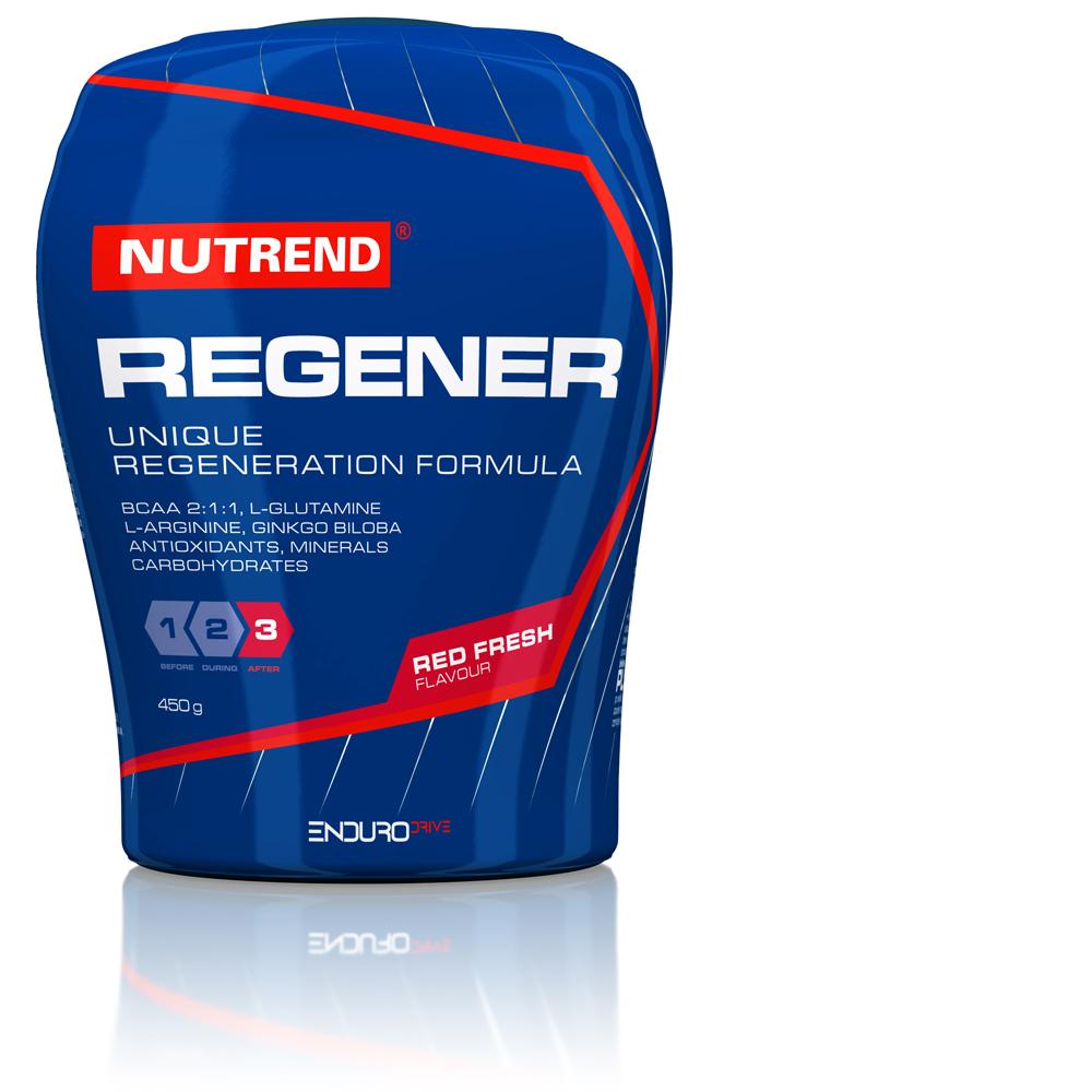 Výsledek obrázku pro nutrend regener 450g