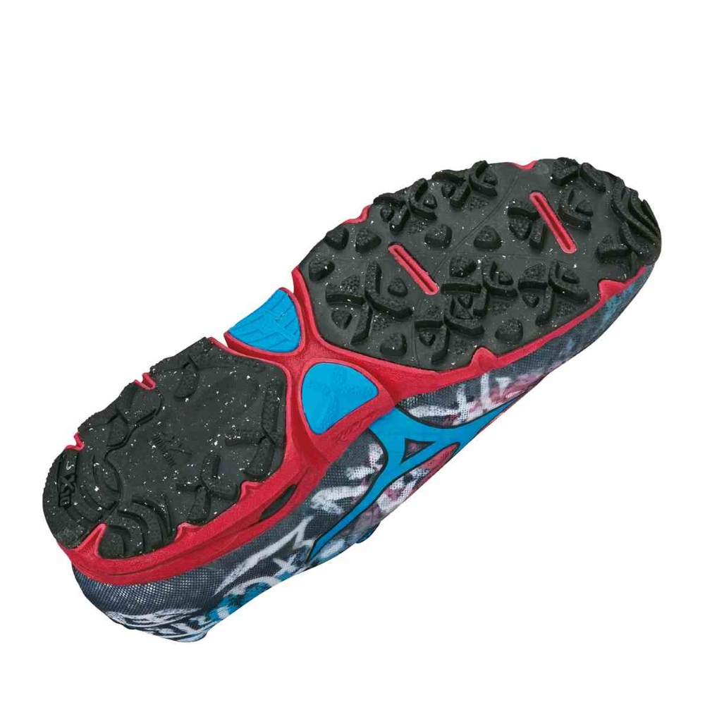 Pánské trailové boty Mizuno Wave Hayate. Technologie XtacticRide ... a93ce442f2