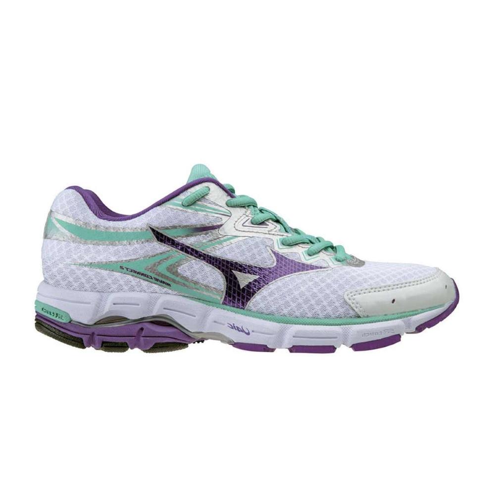 d9b3e5c8ba4 Dámské fitness běžecké boty Mizuno Wave Connect 2. Vějířovitá ...