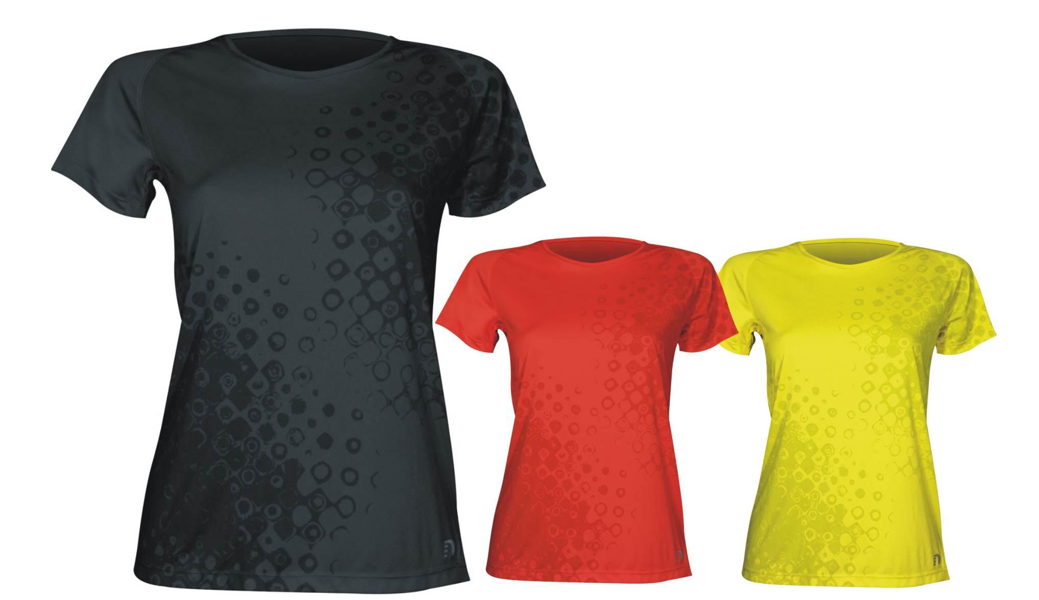 Dámské sportovní tričko Newline Imotion Tee - inSPORTline ad2ebd2258