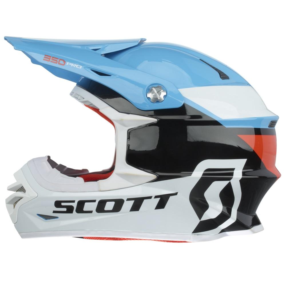 Motokrosová přilba SCOTT 350 Pro Race - inSPORTline 17834bea21