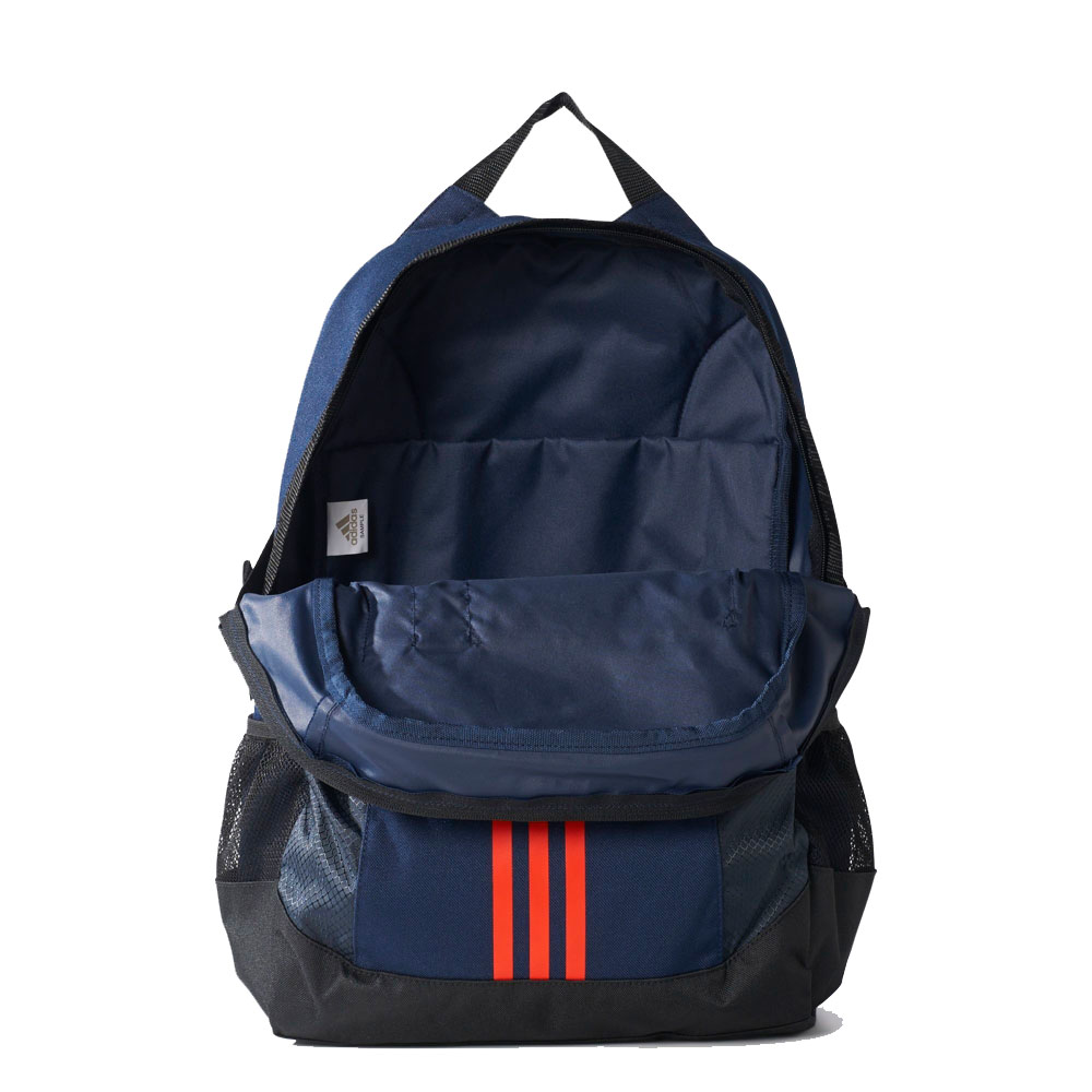 f952a64ec8 Batoh Adidas BP Power II AJ9441 modrý. Množství kapes ...