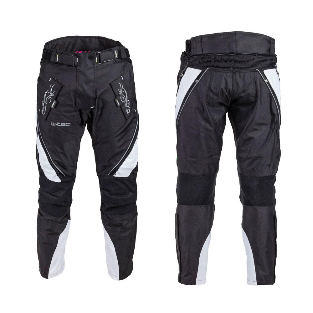 Dámské moto kalhoty W-TEC Kaajla NF-2683 + dárek  Kožený opasek W-TEC Machoo 5a4973c363