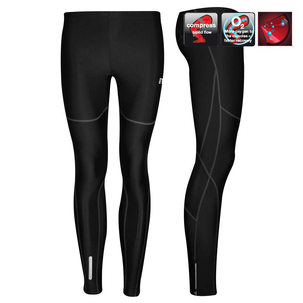 Kompresní kalhoty dámské - Newline Compression - inSPORTline 6bb05dfb2b