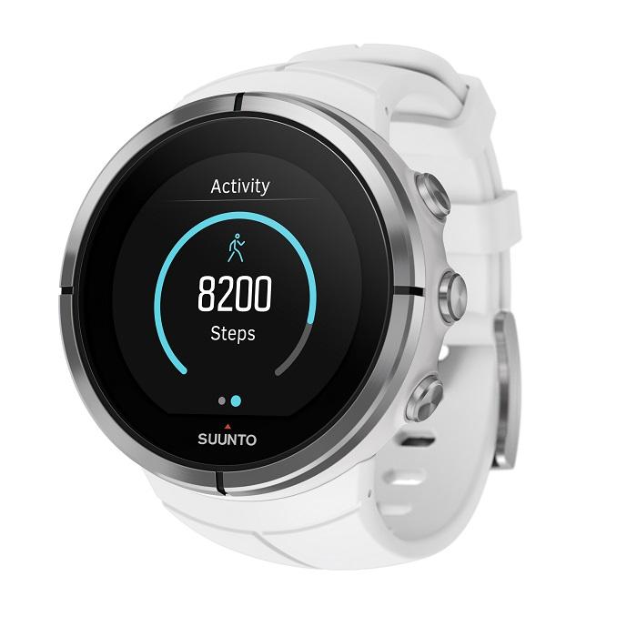 54d9fac3f8e Sportovní hodinky SUUNTO Spartan Ultra White - inSPORTline