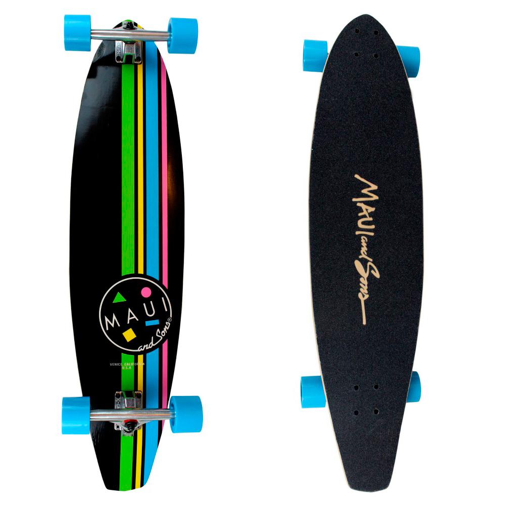 Longboard pro holku aneb surfování si může po svém užít každý
