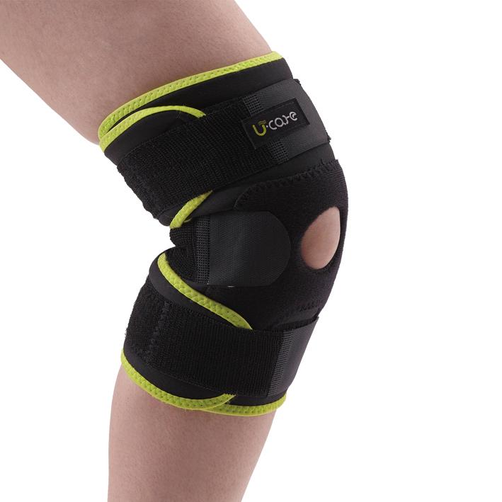 Magnetická bambusová bandáž na koleno U-care - inSPORTline f8bc81f064