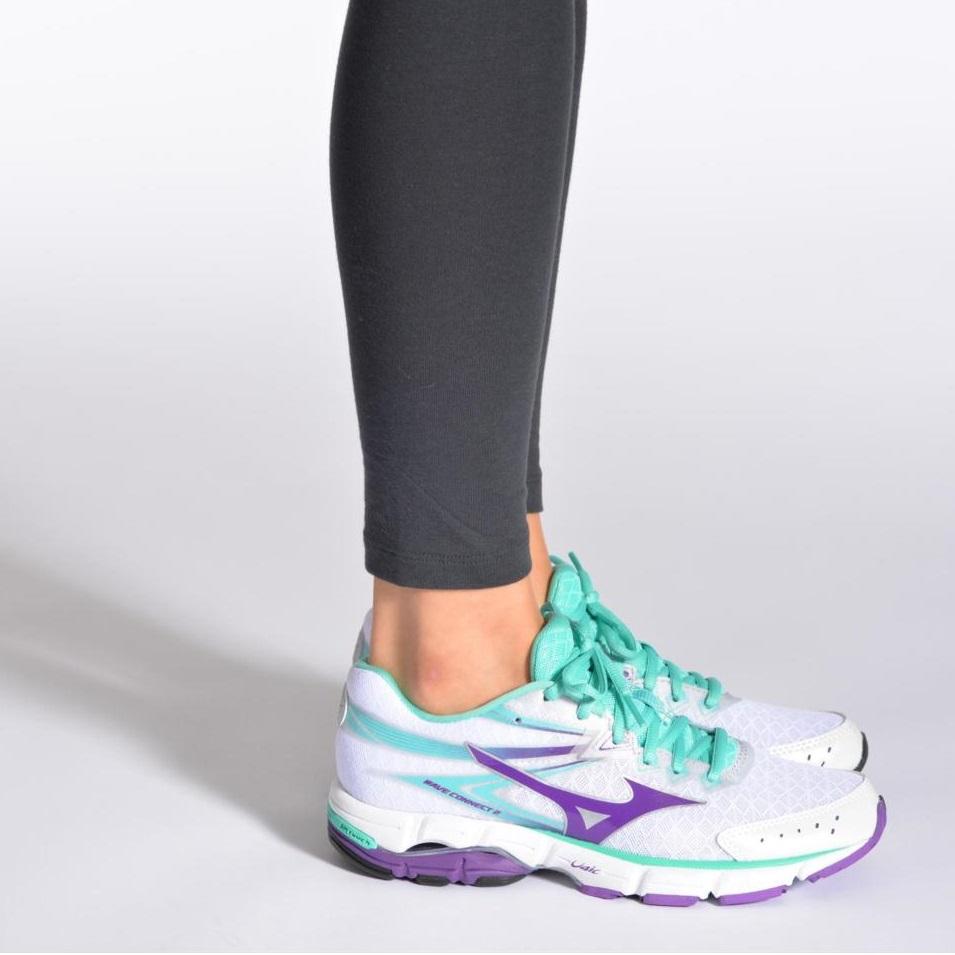 72ccb1477a8 Dámské fitness běžecké boty Mizuno Wave Connect 2. Vějířovitá ...