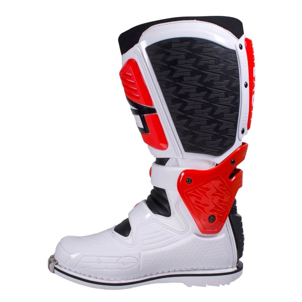 a3c616a041b Motokrosové boty AXO A2 - oranžová. Certifikovaná ...