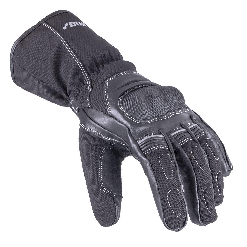 Zimní moto rukavice BOS Colorado - inSPORTline 4b022ba5b7