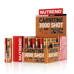 Karnitin Nutrend Carnitine 3000 SHOT 20x60 ml