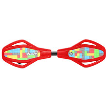 Dětský waveboard Street Surfing Mini SL - Ground Play Red