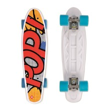 Městský cruiser Street Surfing POP BOARD Popsi Yellow