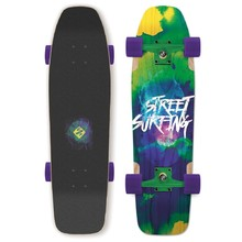 Skateboard Street Surfing Freeride Road Blast 31""