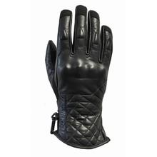 Dámské moto rukavice Rebelhorn Opium Retro - černá 412f9333d3