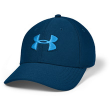 Kšiltovka Under Armour Men's Blitzing 3.0 Cap - Graphite Blue