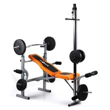 Bench press lavice Klarfit Ultimate Gym 3500