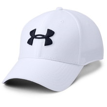 Kšiltovka Under Armour Men's Blitzing 3.0 Cap - White